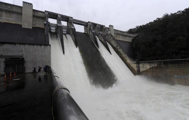 Presas para centrales hidroeléctricas