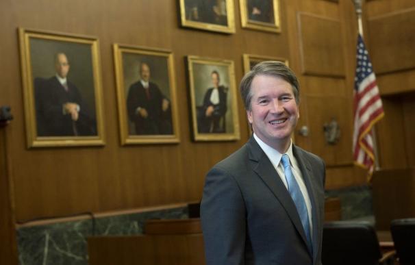 Brett Kavanaugh, el candidato a juez supremo denunciado por acoso.