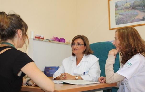 Fotografía consulta médico / EP