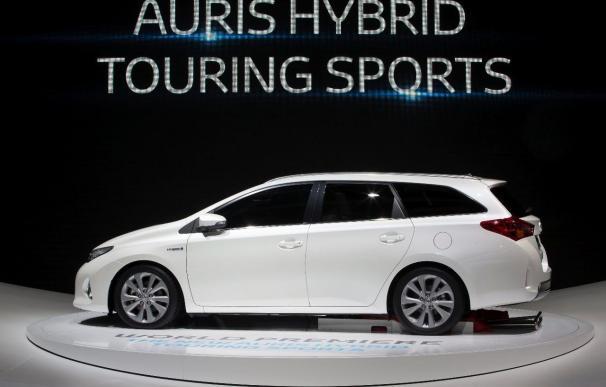 Las versiones híbridas dominan las ventas del Toyota Auris en Europa
