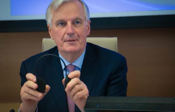 Michel Barnier, representante de la Unión Europea en la negociación del Brexit