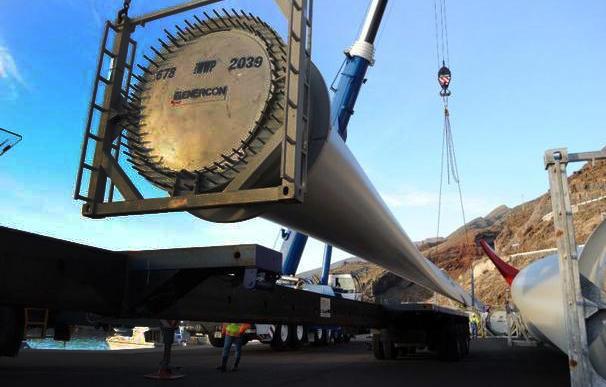 Alerta en las eólicas: el boom de las renovables pide... más Guardia Civil