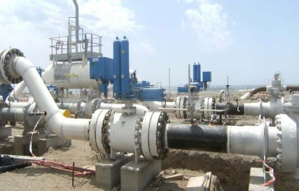 Cepsa estudia la venta de su participación en el gasoducto Medgaz por cerca de 300 millones