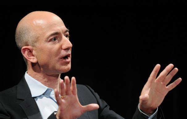 Fotografía Jeff Bezos