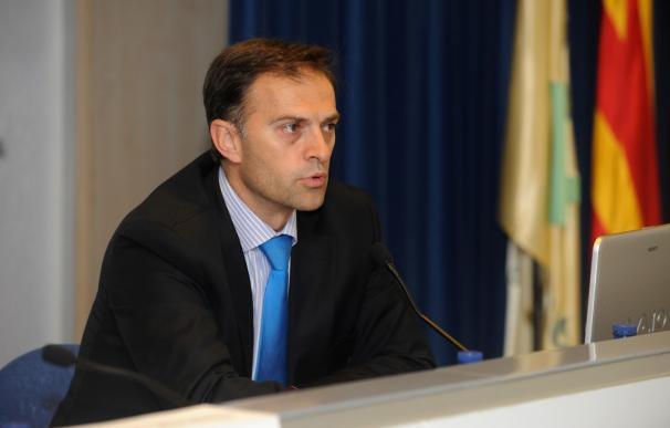 El presidente del Icac, Enrique Rubio Herrera.