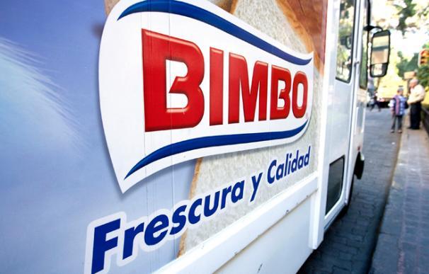 Camión de Bimbo