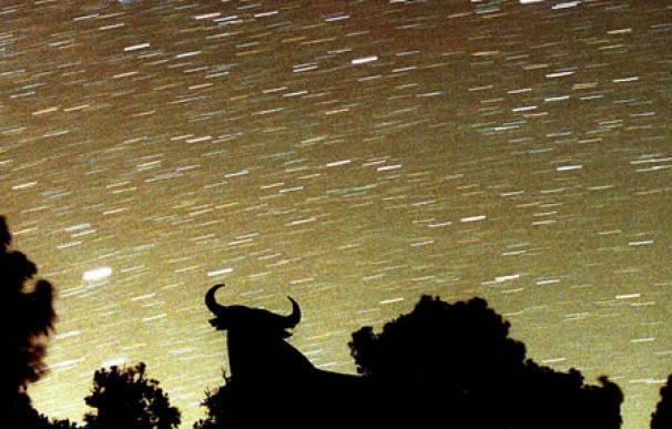 Lluvia de estrellas en 1999 que fue considerada la mayor del siglo / EFE