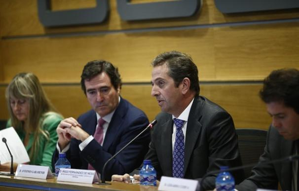 Antonio Garamendi e Íñigo Fernández de Mesa / EP