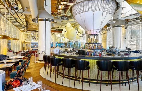 Bibo, uno de los restaurantes con estrella Michelín a precio económico.