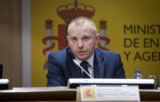 Fotografía de Daniel Navia, secretario de Estado de Energía