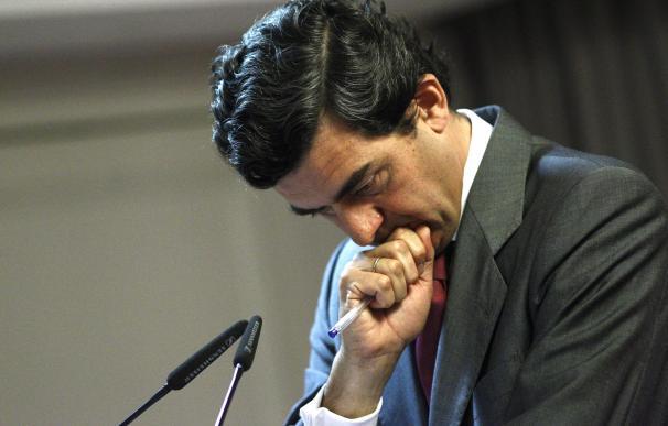 Amando Sánchez Falcón, exdirector financiero de Dia