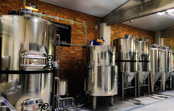 La cervecería Tretze es una de las mejor valoradas respecto a la cerveza artesanal.