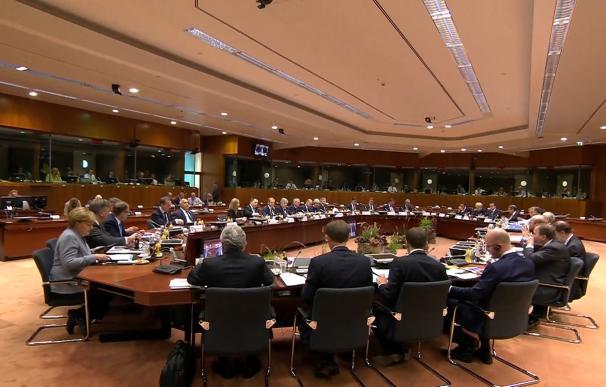 Jefes de Estado y de Gobierno en la cumbre europea
