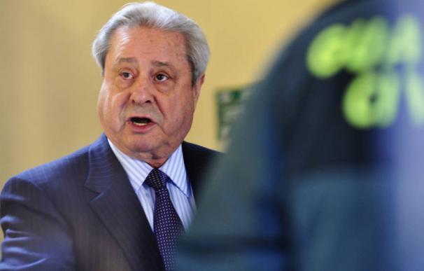 Francisco Hernando, El Pocero, dueño del holding.