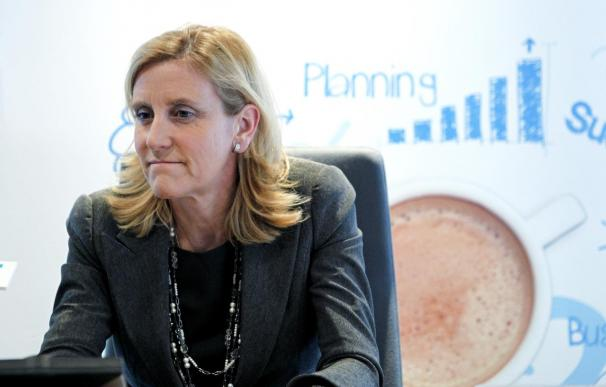 """(Amp.) La presidenta de IBM España dice que la movilidad y la información son """"claves"""" para los negocios"""