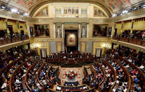 El Congreso aprueba por unanimidad el voto de personas con discapacidad