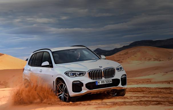 Fotografía BMW x5