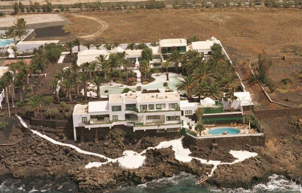 Residencia de La Mareta, en Lanzarote