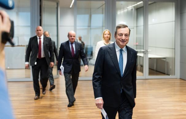 El BCE mantiene intacta su 'hoja de ruta' y mantiene los tipos de interés en el 0%.