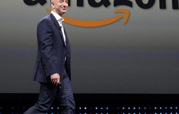Fotografía Jeff Bezos, Amazon