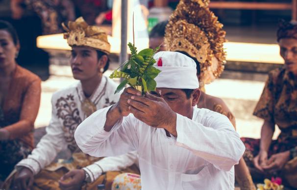 Los rituales se celebrarán en el templo y el día que elijas. / Pixabay