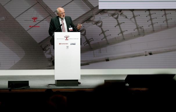 Juan Roig interviene en la inauguración del XXI Congreso Nacional de la Empresa Familiar