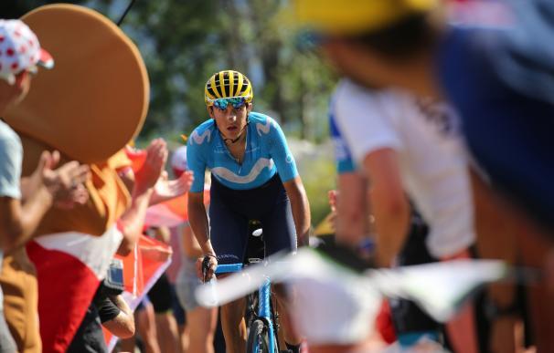 El ciclista Marc Soler