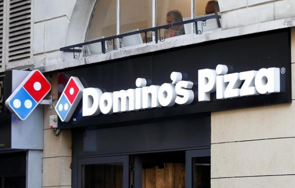 Local de Domino's Pizza