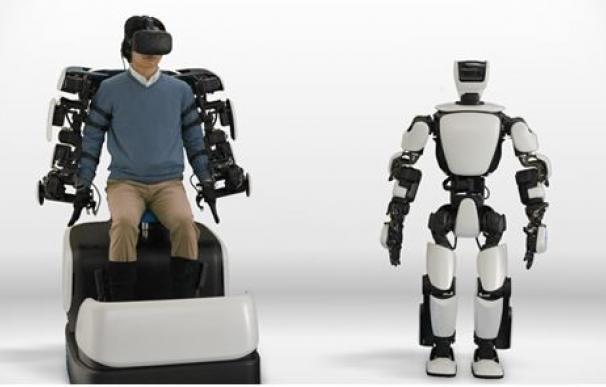 Toyota lanza T-HR3, el robot humanoide que imitará tus gestos