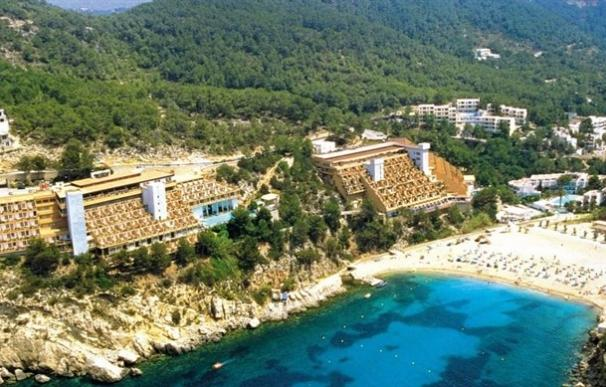 Un complejo hotelero de Azora.