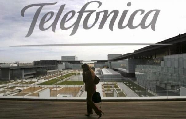 Fotografía Telefónica