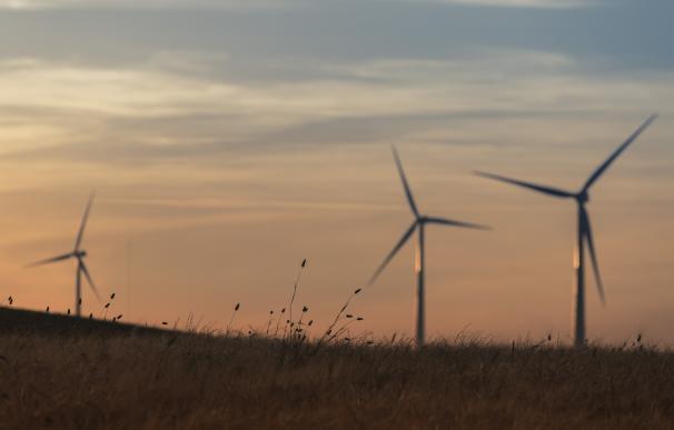 Parque eólico de Siemens Gamesa