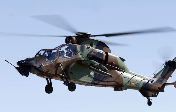 Helicóptero Tigre HAD de fabricación española / EFE