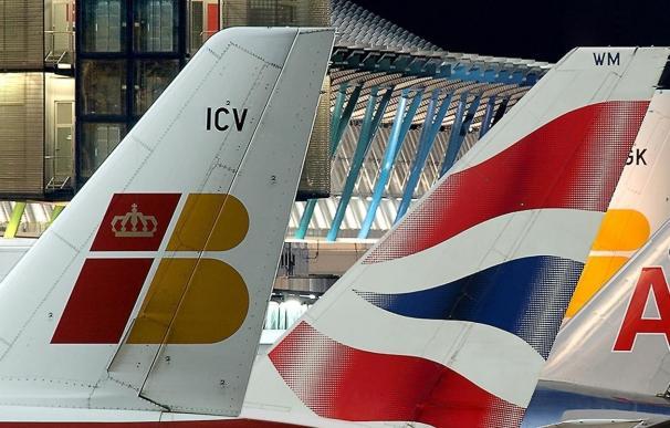 IAG transportó un 29,8% más de pasajeros hasta febrero, con una caída del 4,3% del tráfico de Iberia