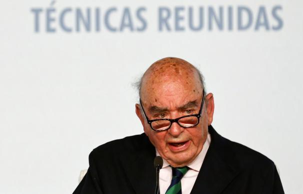 El presidente de Técnicas Reunidas, José Lladó.