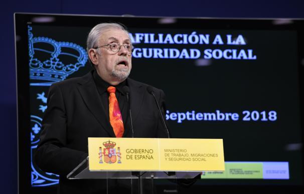 Octavio Granado, secretario de Estado de la Seguridad Social