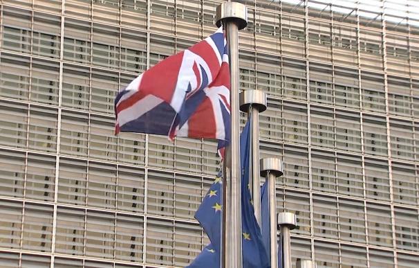 """Reino Unido y la UE llegan a un """"acuerdo técnico"""" sobre el Brexit"""