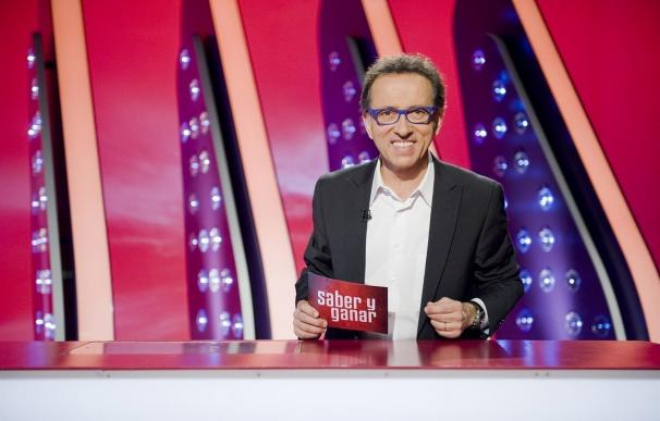 Jordi Hurtado vuelve mañana a La 2 en 'Saber y ganar'