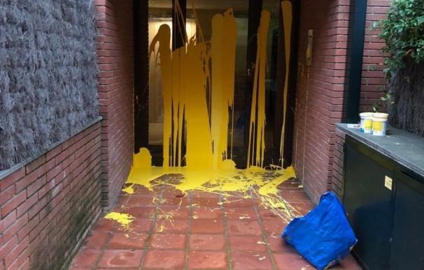 Pintada casa Llarena