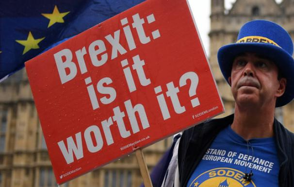 Fotografía Brexit alta