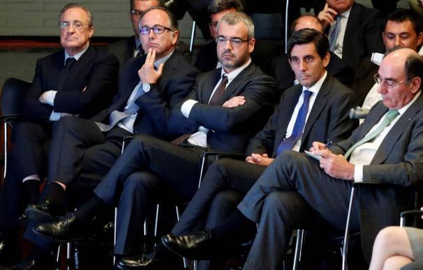 Foto empresarios Ibex / EFE