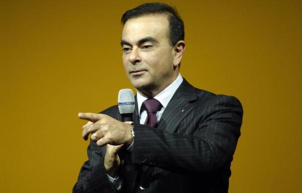 Carlos Ghosn (Renault-Nissan) se entrevistará mañana con el Rey y Mariano Rajoy