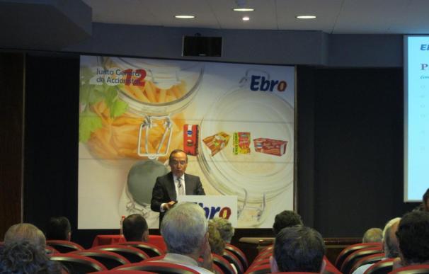 (Ampl.) Ebro Foods eleva su beneficio neto un 19% a septiembre, hasta 110,15 millones