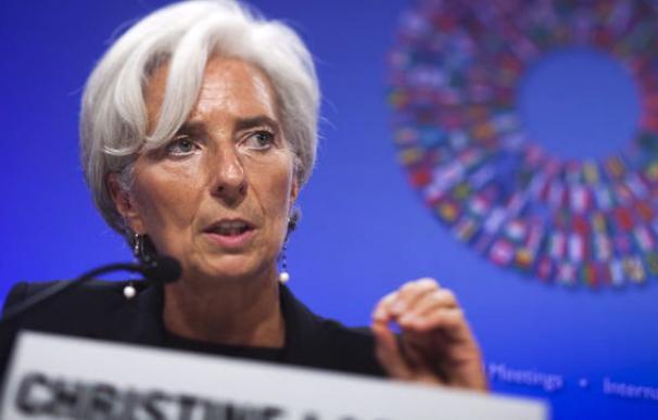 Fotografía Christine Lagarde, FMI