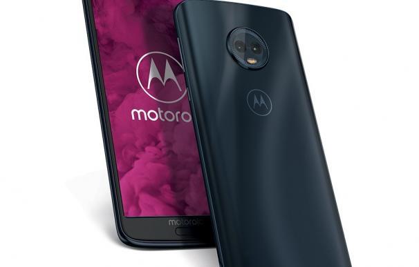Motorola Moto G6.