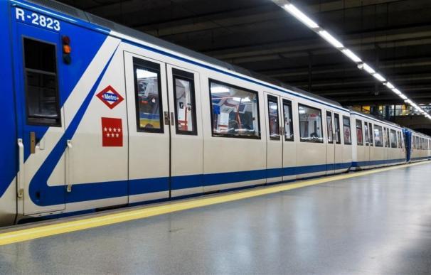 Se ha retirado amianto en estaciones como la de Suanzes y Canillejas (Foto: Comunidad de Madrid)