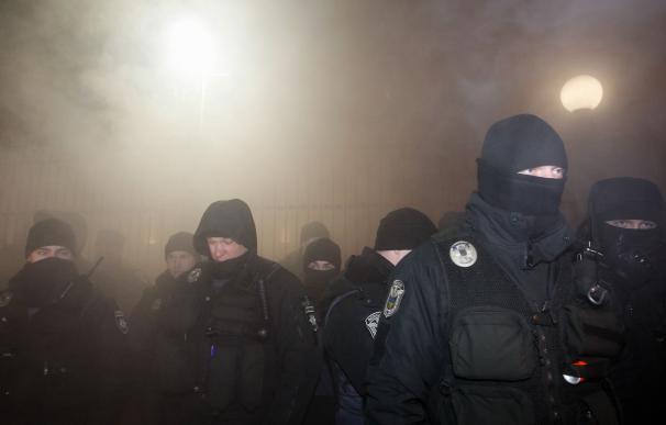 Tensión Rusia Ucrania