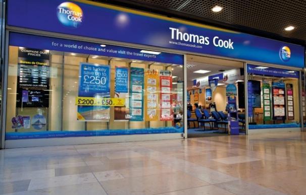 Thomas Cook suspende su dividendo para reducir deudas