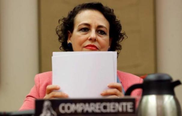 Magdalena Valerio papeles EFE