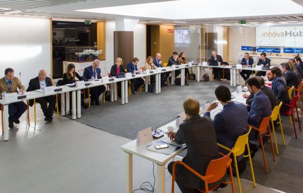 Asistentes al primer Foro Tecnológico para impulsar el gas renovable en España.